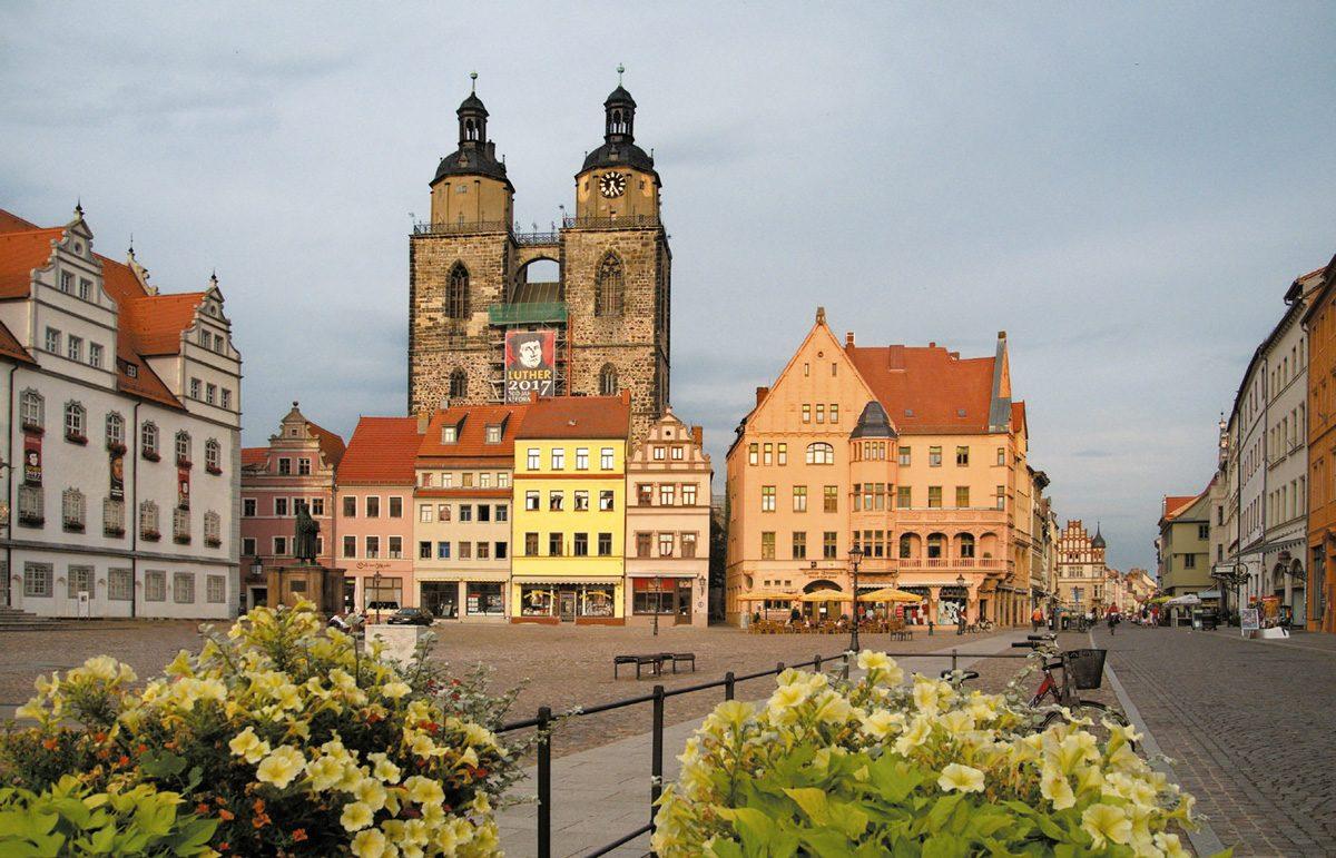 500 Jahre Reformation – Auf den Spuren von Martin Luther, © Grimm Touristik