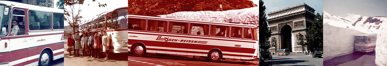 Lösch-Reisen – Historie