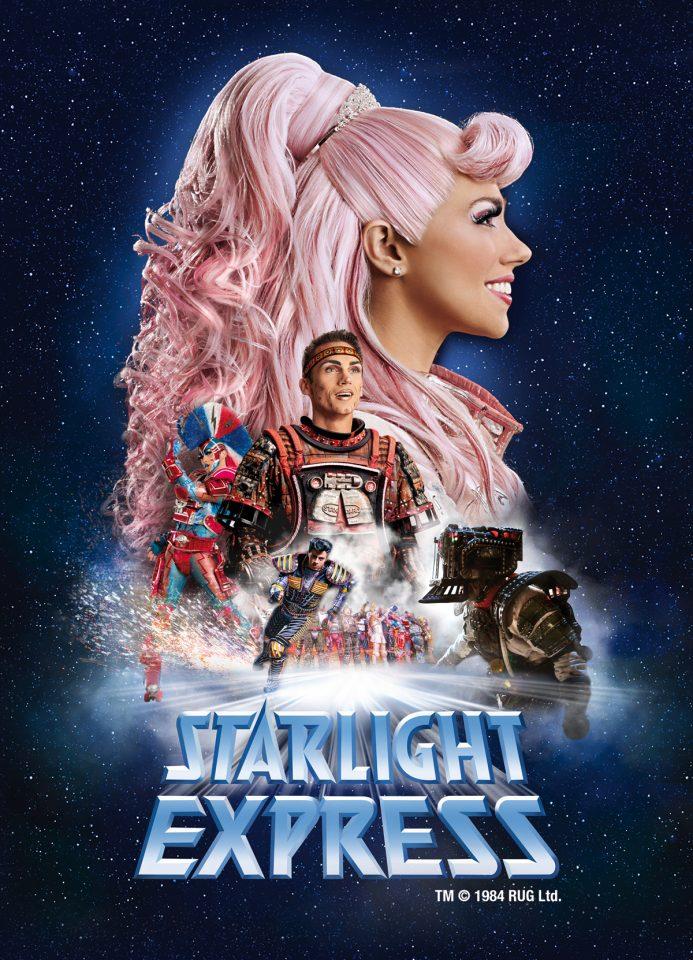Starlight Express, © Mehr entertainment GmbH