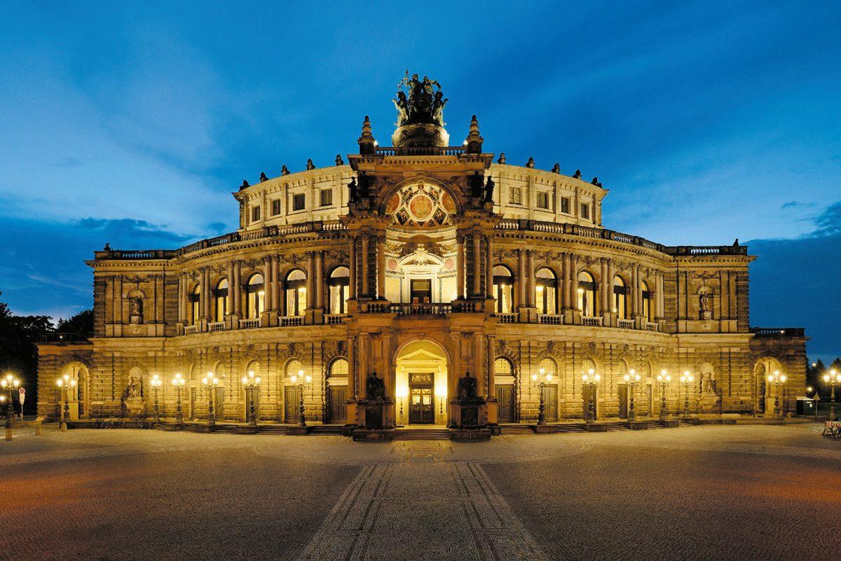 Dresden – Florenz des Nordens, © Touristinfo: Frank Exß