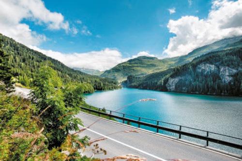 Grand Tour of Switzerland, © swiss-image.ch/Nico Schaerer