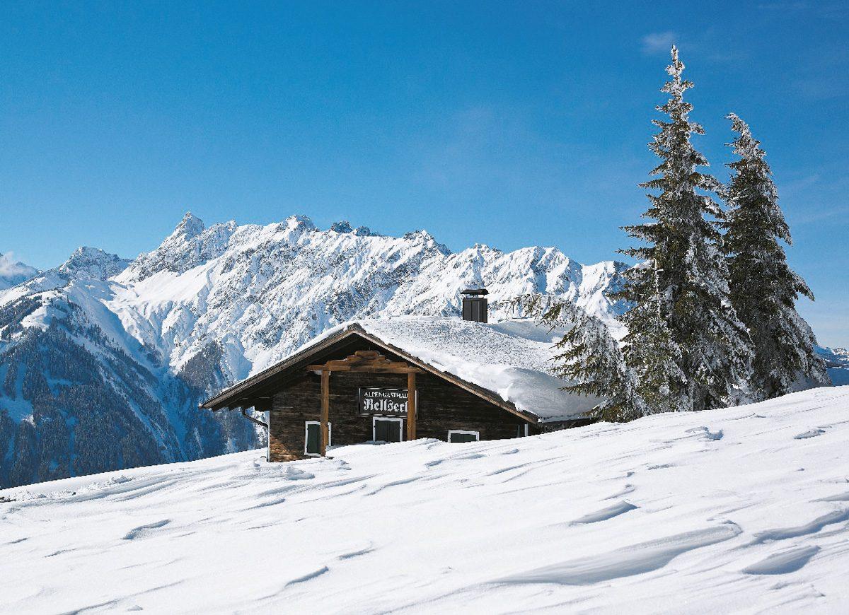 Silvester im Vorarlberg, © Montafon Tourismus, Alexander Kaiser