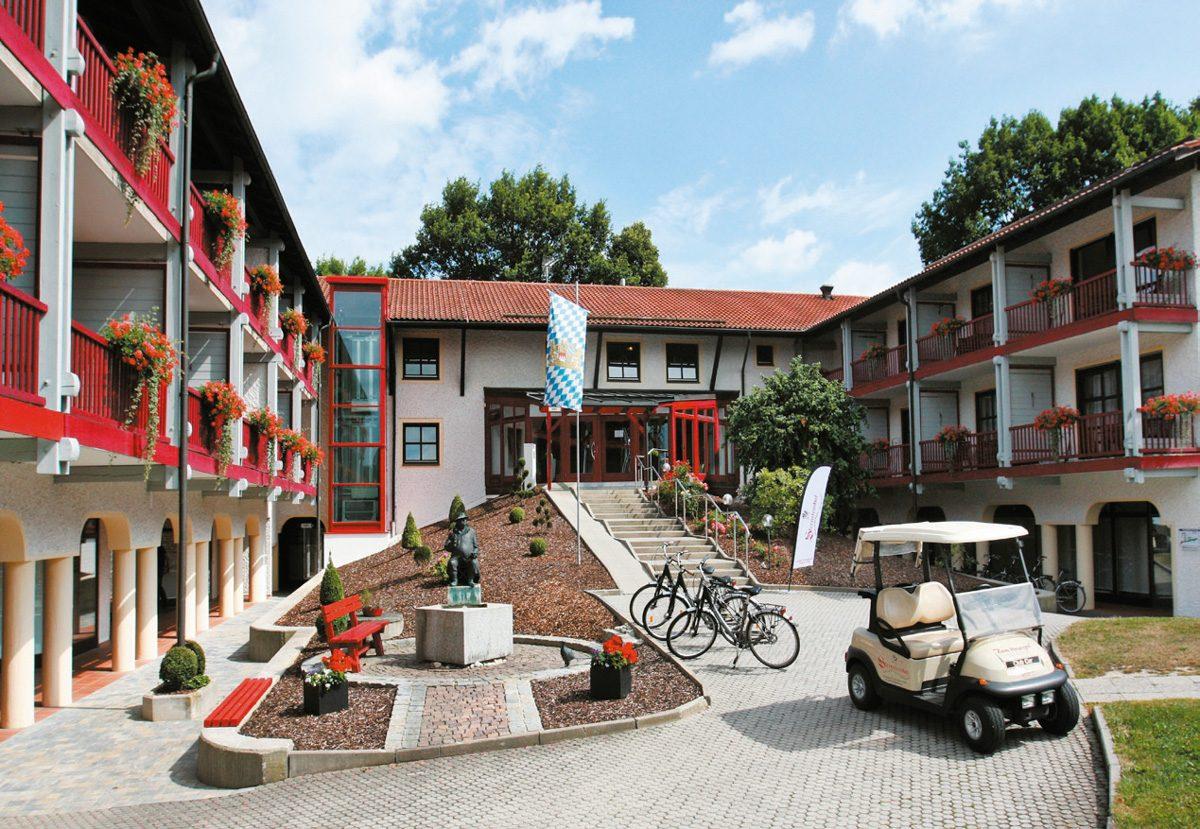 Wellneswochenende im Sternsteinhof, © Hotel Sternsteinhof