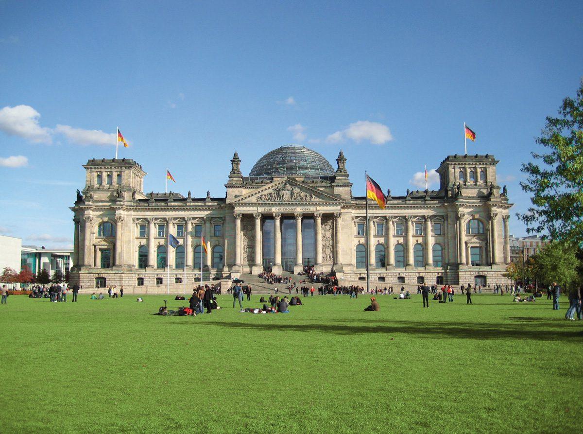 Berlin Bundestag