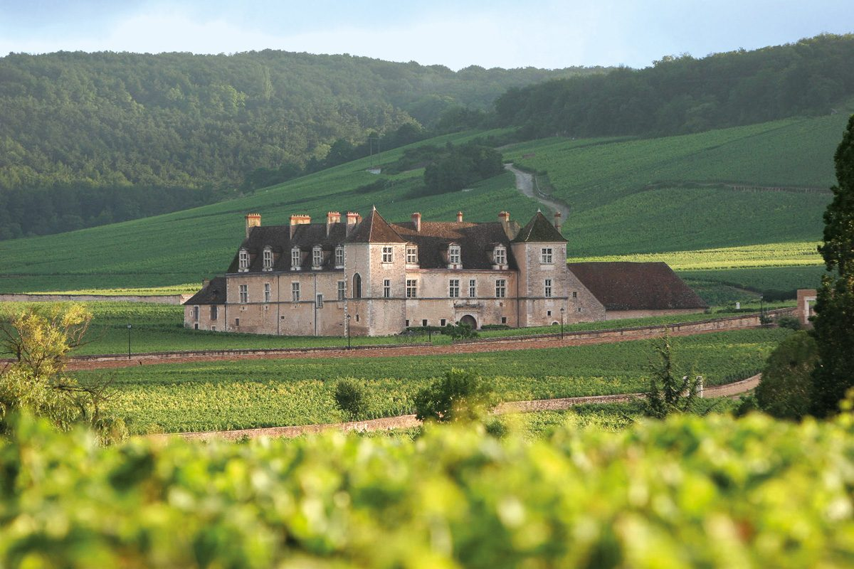 Burgund Château