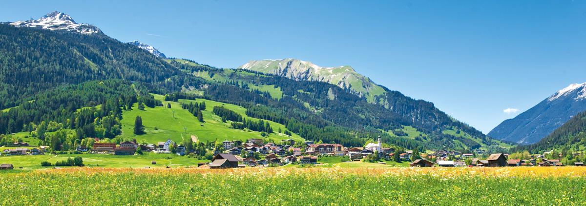 Lermoos Zugspitze