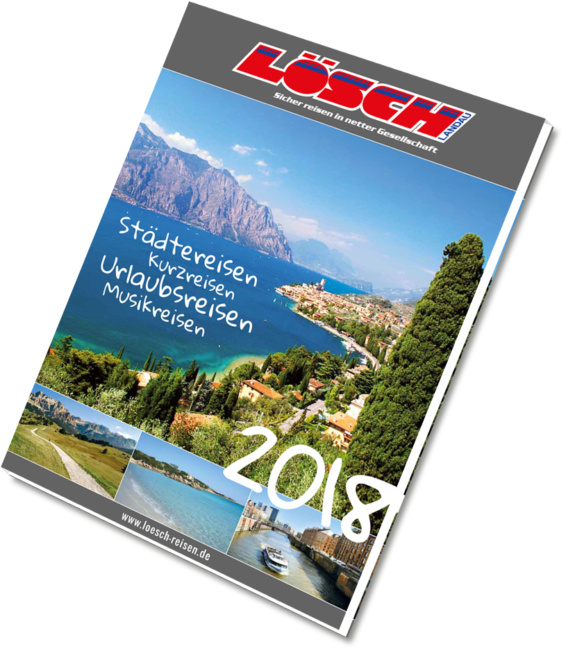 Lösch Reisekatalog 2018