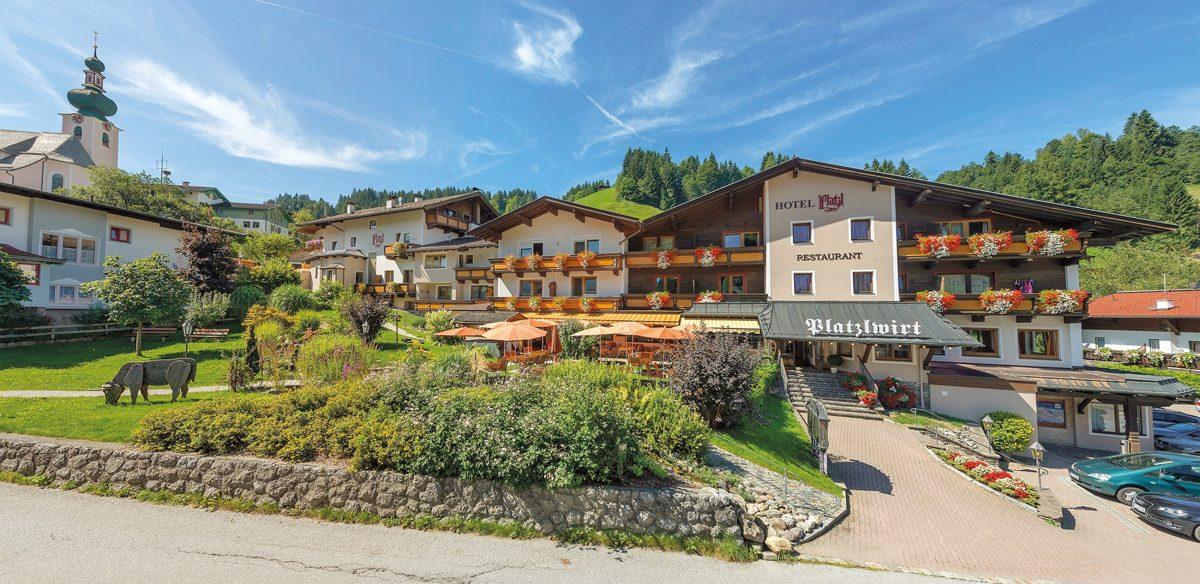 Wildschönau Hotel Platzl