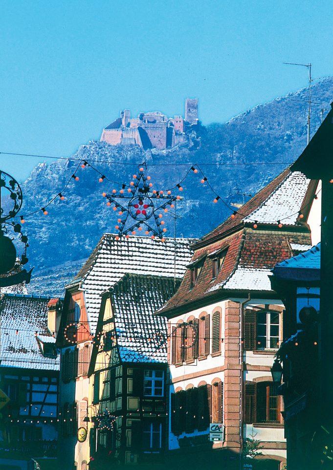 Hochkönigsburg, Weihnachten