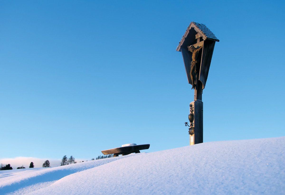 Südtirol, Bergweihnacht