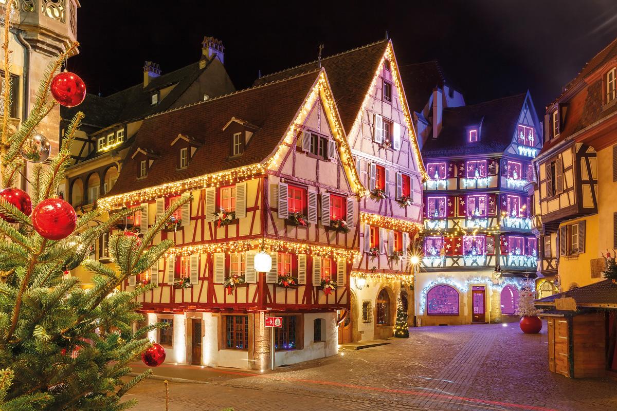 Freiburg Weihnachtsmarkt 2021